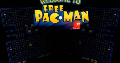 Free Online Pac-Man Game