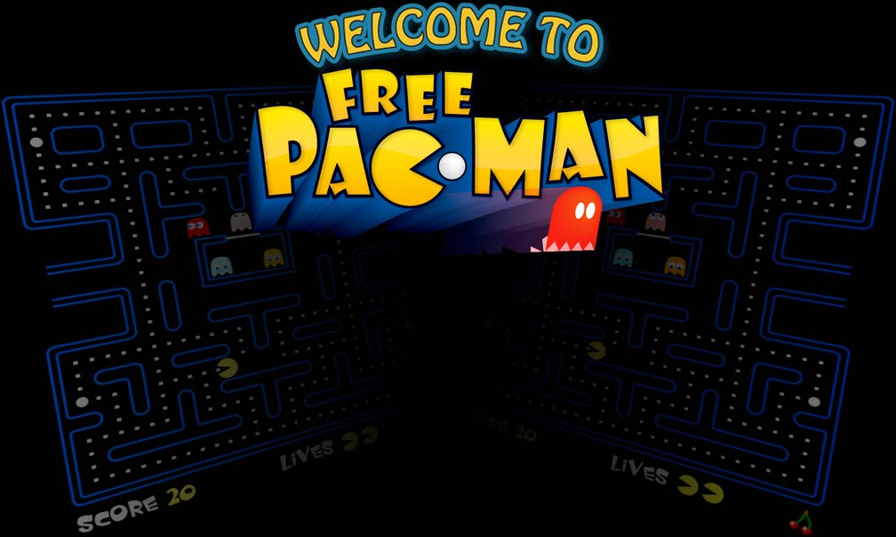 Free Online Pac-Man Game