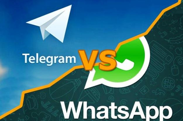 Whatsapp Blocks Links to Telegram