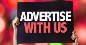 Advertising website - App advertising - Sponsored Posts - App promotion