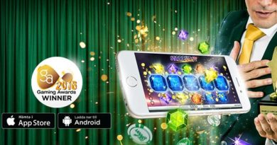 Mr Green's Outstanding Mobile Casino App