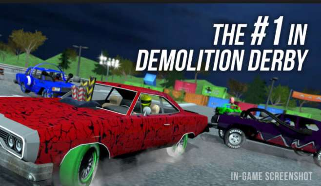 The Demolition Derby Virtual Reality