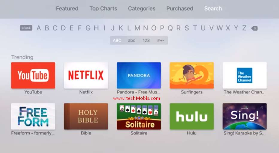 How To Download Apps On Apple Tv 3rd & 4th generation ...