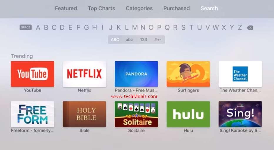 download apps on apple tv 3rd gen