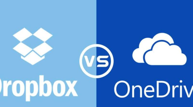 dropbox vs onedrive for business : Pros and Cons
