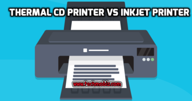 Thermal CD Printer vs Inkjet