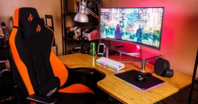Tips for Maintaining Your Gaming Chair