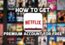 *Working* Free Premium Netflix Accounts & Passwords 2018