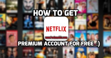 free netflix account and password 2018