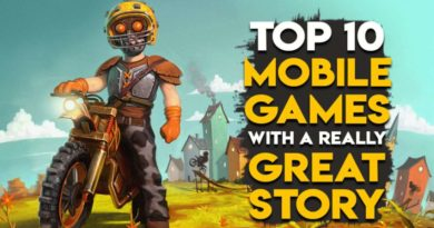 TOP-10 Worthy Offline Iphone & Android game. For free. Yes. They Exist!