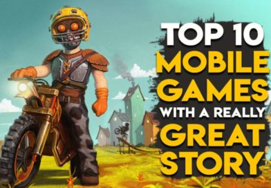 TOP-10 Free Games That Don't Need Internet . For free. Yes. They Exist!