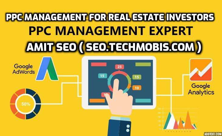 PPC Management For Real Estate Investors