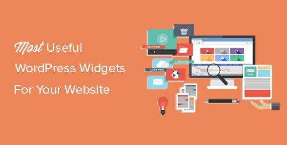 WordPress Widgets List